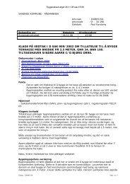 47/08 200805154 klage på vedtak i d sak 909/2002 om tillatelse til å