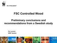 WWF Larsson Concls and recs CW 2008-11-03.pdf