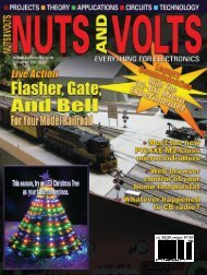 Nuts and Volts - October 2011