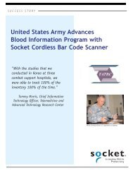 United States Army Advances Blood Information Program with ...