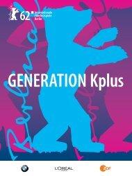Generation Kplus - Berlinale