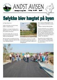 Andst Avisen uge 32 2013