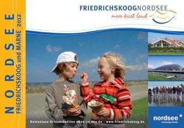 N ORDSEE FRIEDRICH SK OO G und MAR NE 2012 N ORDSEE