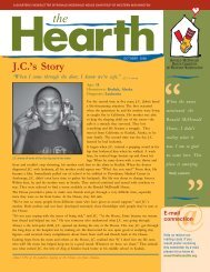 Jan 06 newsletter - Ronald McDonald House