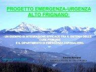 emergenza-urgenza - Comune di Modena