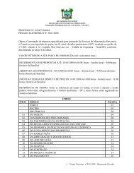 Download do Edital - Secretaria de Estado da Tributação