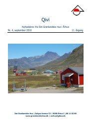September 2010 - De grønlandske huse i Danmark