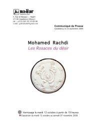 Mohamed Rachdi - Founoune