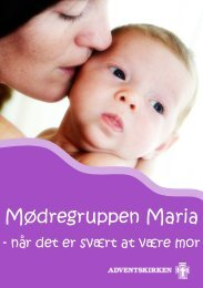 Mødregruppen Maria - this is the default web page for this server.