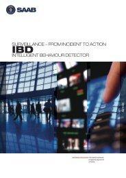 IBD Product Folder (pdf) - Saab