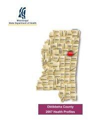 Oktibbeha - Mississippi State Department of Health