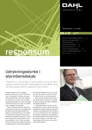 Klik her for at hente Responsum juni 2008 - Dahl