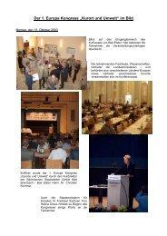 im Bild - Stiftung Sauberes Wasser Europa