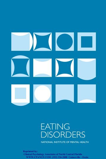 Eating Disorders - Clinical Psychology Associates of North Central ...