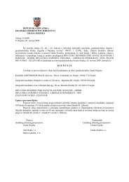 kandidature za izbor gradonačelnika - Grad Osijek - IZBORI