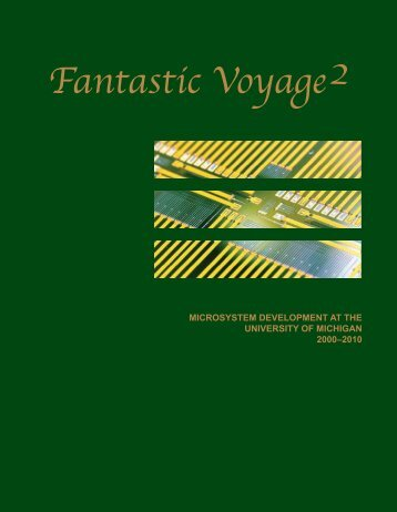 Fantastic Voyage 2 - Wireless Integrated MicroSensing and Systems