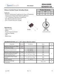 SDA05S120 - Richardson RFPD