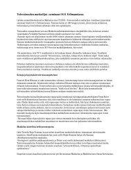 Tiedote - Lahden ammattikorkeakoulu