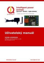 Uživatelský manuál - Unishop.cz