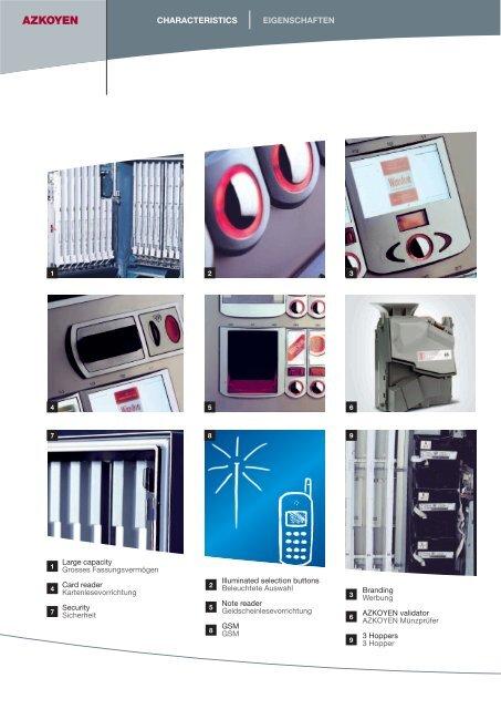argenta - Vendwest Vending Machines