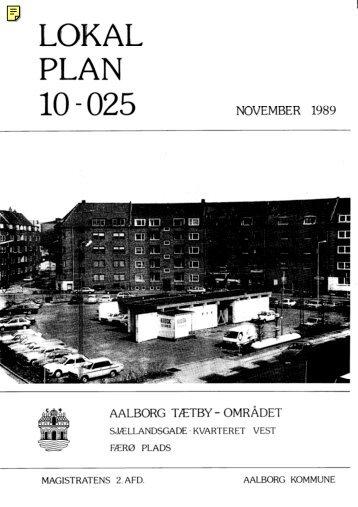 10-025 Færø Plads - Aalborg Kommune