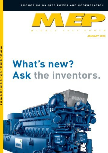 What's new? Ask the inventors. - Global Media Publishing Ltd. - Uk ...