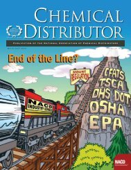 End of the Line? - NACD
