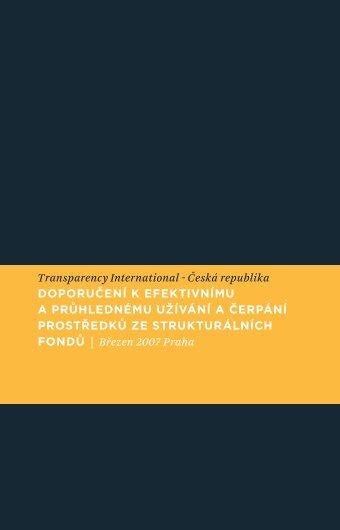 Česká republika DOPORUČENÍ K EFEKTIVNÍMU A ...