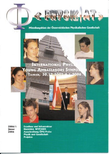 .rs' 20061 t - Austrian Physical Society