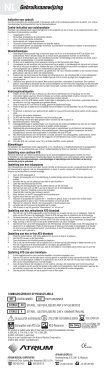 ChestDrain Autotransfusion - Atrium Medical Corporation - Page 2