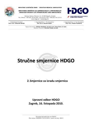saznaj više - Portal Hrvatskog društva za ginekologiju i opstetriciju
