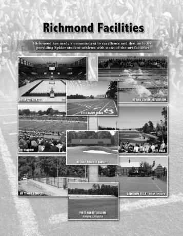 Part 2: Season Outlook, Meet The Spiders - RichmondSpiders.com