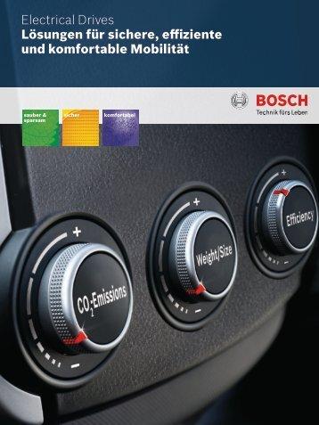Lösungen für sichere, effiziente und komfortable Mobilität