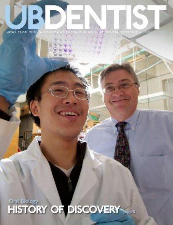2008 Summer UB Dentist - UB Dental Alumni Home