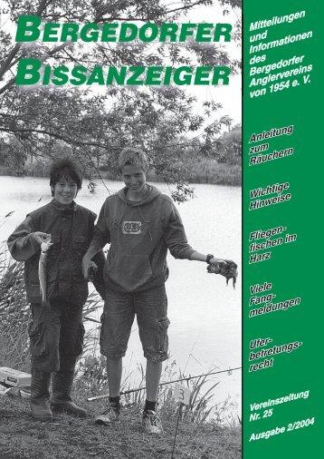 Ausgabe 2/2004 - Bergedorfer Anglerverein