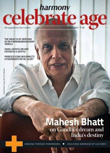 Mahesh Bhatt - Harmony