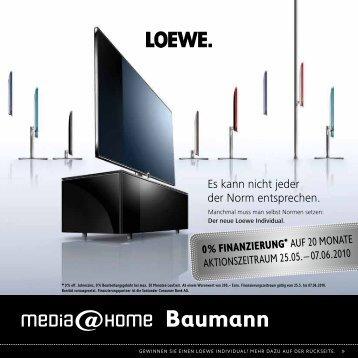 Mustermann Baumann - media@home