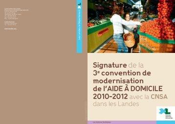 Télécharger le document (552 Ko) - Conseil général des Landes