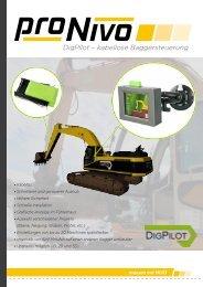 DigPilot – kabellose Baggersteuerung - ProNivo Messgeräte ...