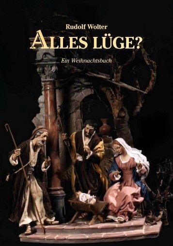 Alles Lüge? – Ein Weihnachtsbuch - BookRix