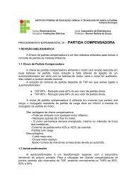 PARTIDA COMPENSADORA 1 REVISÃO ... - Wiki do IF-SC