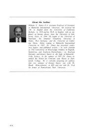 Deconstruction and Maharishi Vedic Science - Maharishi University ...