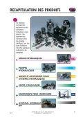 hydraulique a haute pression - Euro Press Pack - Page 3