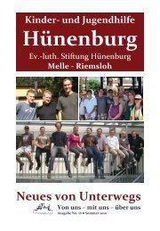 Hünenburg - Kinder- und Jugendhilfe Hünenburg Stiftung