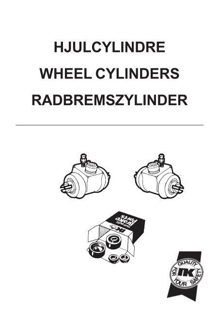 NK 803020 Radbremszylinder