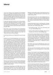 Editorial - Zeitschrift für Arbeitswissenschaft