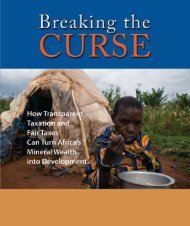 Breaking the Curse - Christian Aid