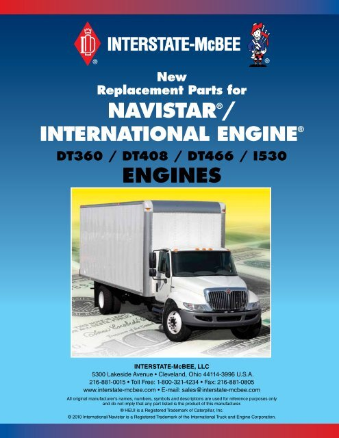 IM Navistar Interstate McBee