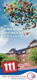 Herzlich willkommen! - Kinder- und Jugendhaus St. Josef