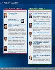 Plenary Sessions - American Academy of Pediatrics National ...